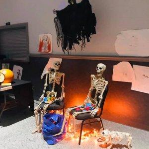 Exposition halloween