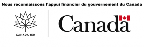 Appui financier 150e du canada