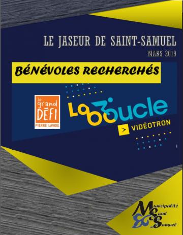 Le Jaseur mars 2019